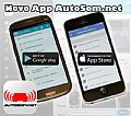 App AutoSom.net para Apple e Android