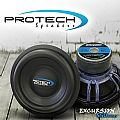 Novo Subwoofer Protech Excursion 12
